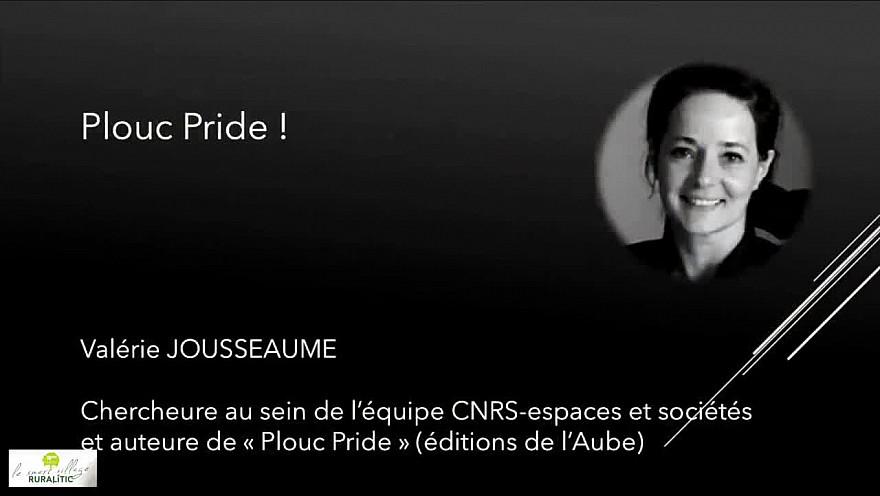 Tv Locale Aurillac sur Smartrezo : Ruralitic - Fierté rurale ; PLOUC is good ! #Ruralitic2021 @CNRS