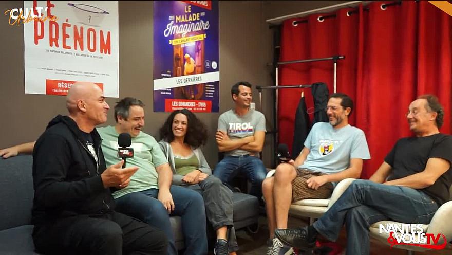 TV Locale Nantes sur Smartrezo :  Clap de fin pour le Diner de Cons