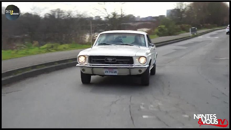 'Culture URBAINE - RACING'.:  Découvrez la Ford Mustang de 1967 signée Le musée !