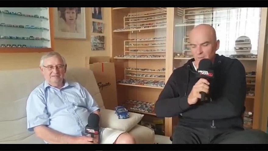 TV Locale Nantes sur Smartrezo :  Traversée de Nantes des voitures de collection, le RDV à ne pas manquer
