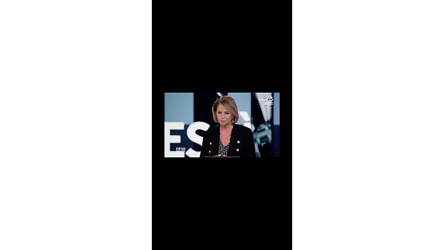 Extrait de Pièces à Conviction sur France 3 où Mme Bourguignon, Ministre de l'autonomie fait référence au combat de Stop à l'Isolement